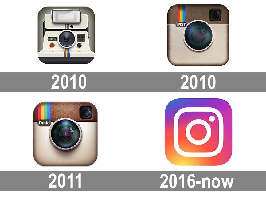 Instagram-Logo-history